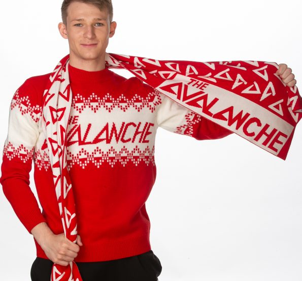 Avalanche Scarf 1